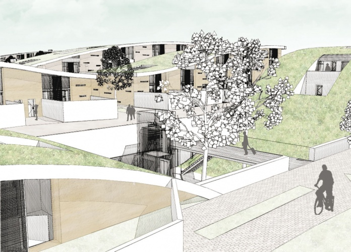 Saint Georges de Didonne : CHARENTE-MARITIME-SAINT-GEORGES-DE-DIDONNE-logement-collectif-urbanisme-8