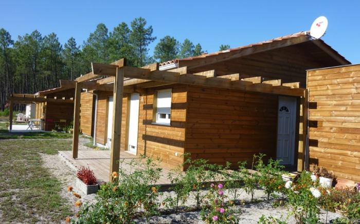 CONSTRUCTION DE 5 MAISONS EN OSSATURE BOIS