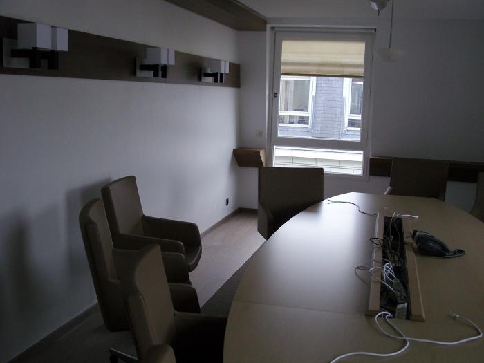 Bureaux  cabinet de conseil : 5
