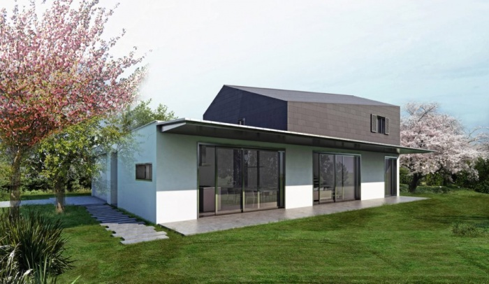Construction d'une maison individuelle BBC