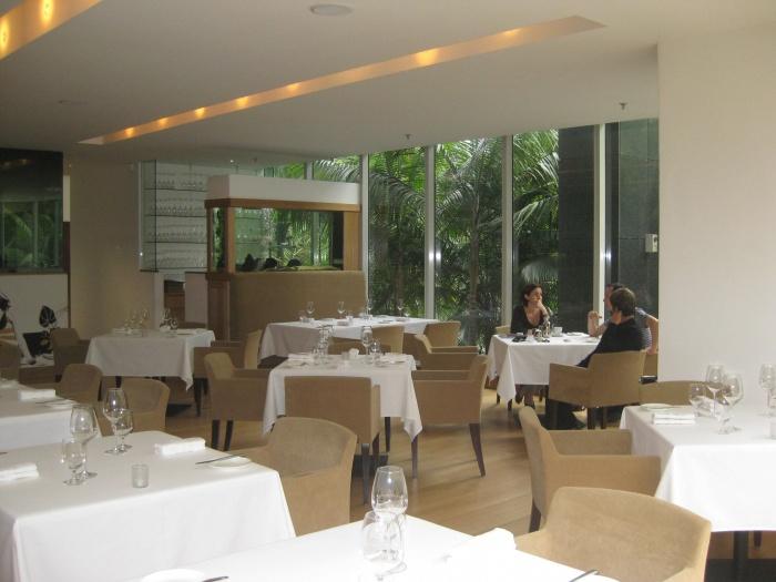 Restaurant Gastronomique Français : Photo avant travaux 2