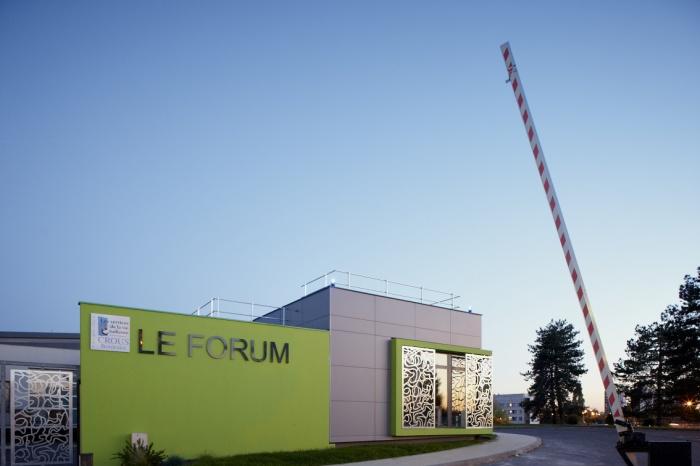 Extension Bureaux - Cafétéria du Forum - CROUS de BDX : _P3Z2217