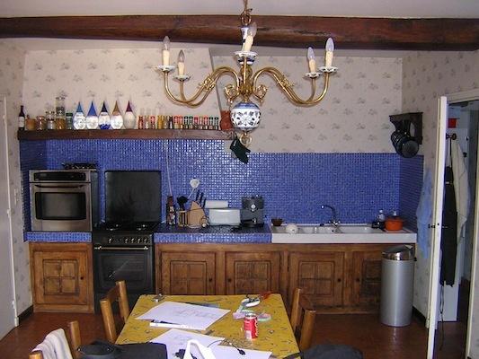 Rénovation d'une maison d'habitation : S.a.m avant travaux