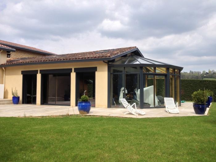 Rénovation et extension d'une villa : phosarlatvilla_d