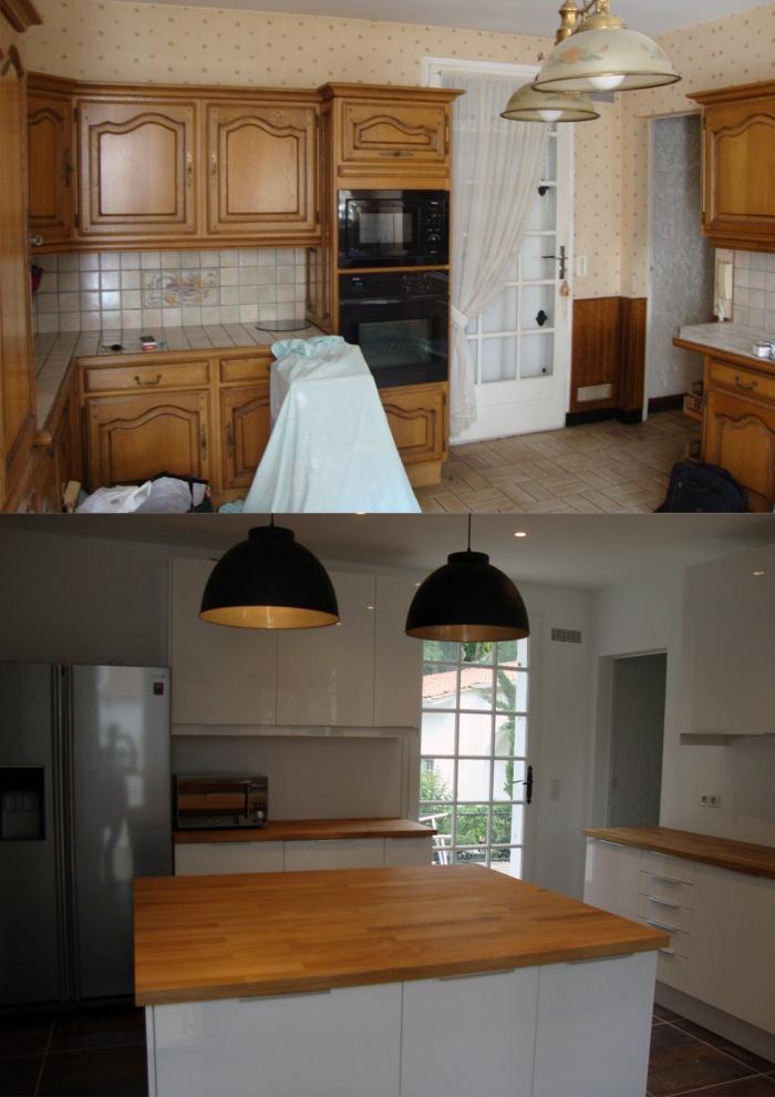 Rénovation compléte d'une maison : Cuisine