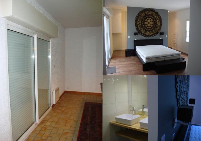 Rénovation compléte d'une maison : chambre 3