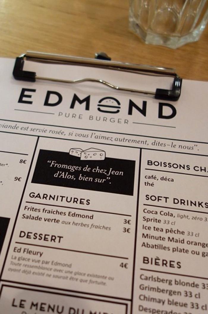 Restaurant Edmond pure Burger : 09