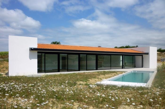 Villa LVR : Atelier CC - Villa LVR à Aureville - 003