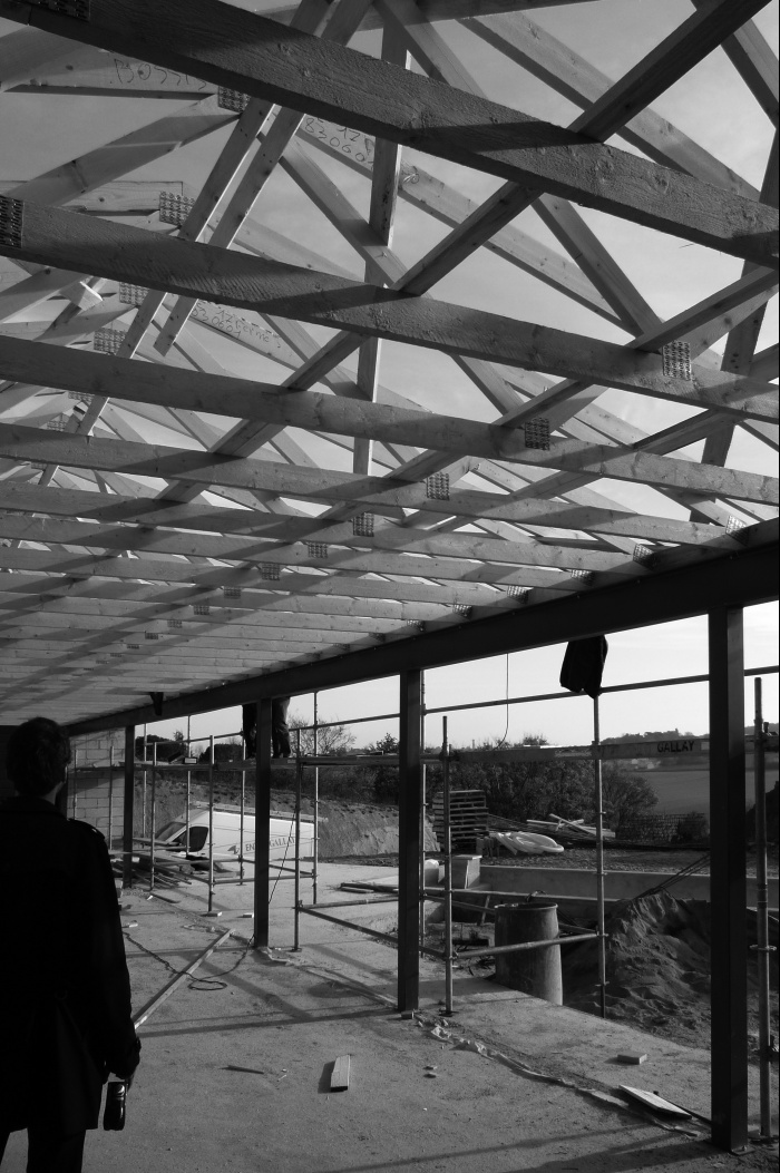 Villa LVR : Atelier CC - Villa LVR à Aureville - 027