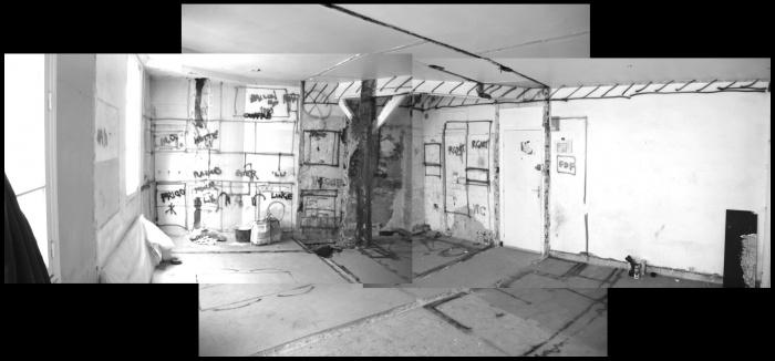 Marais studio et T2 : archinterieur marais studio chantier