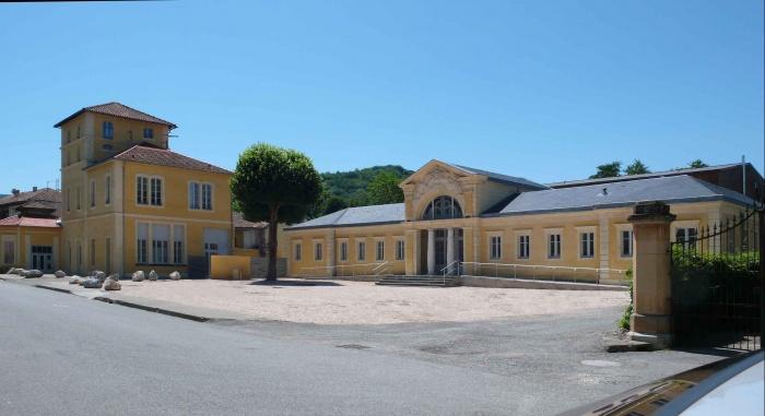 Réhabilitation des thermes d'Encausse en lieu de résidence pour les arts publics : image_projet_mini_80650