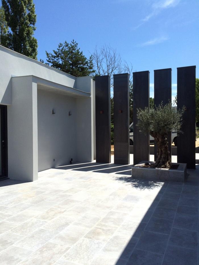 Maison contemporaine à la campagne : IMG_8163.JPG