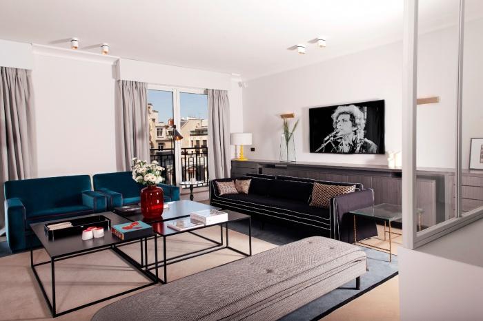 Appartement Parisien