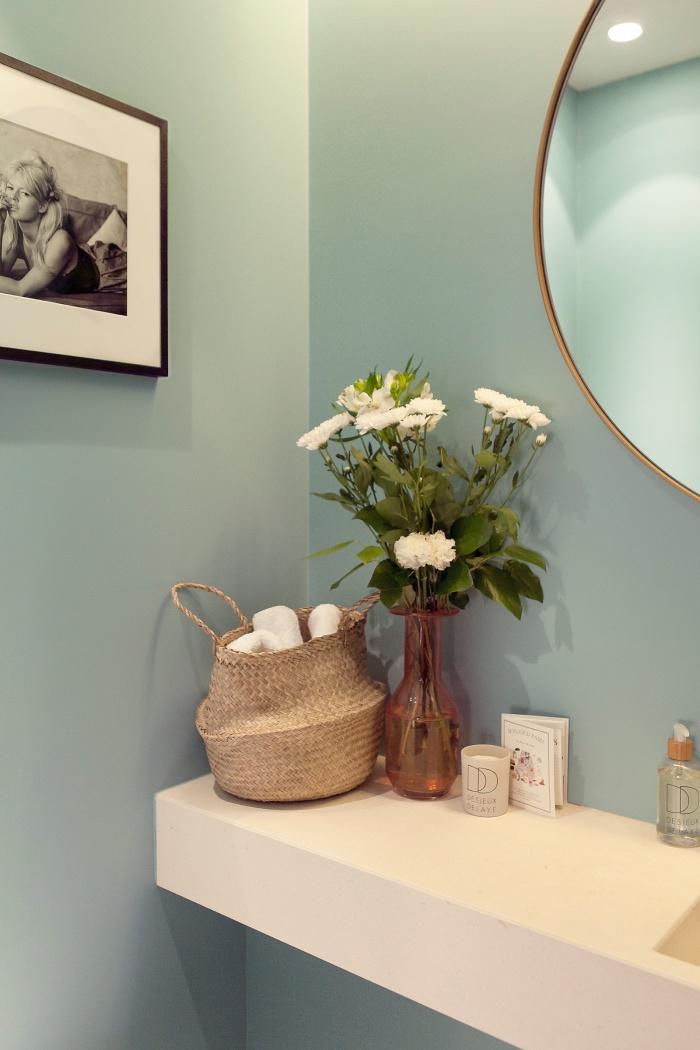 Appartement Parisien : wc