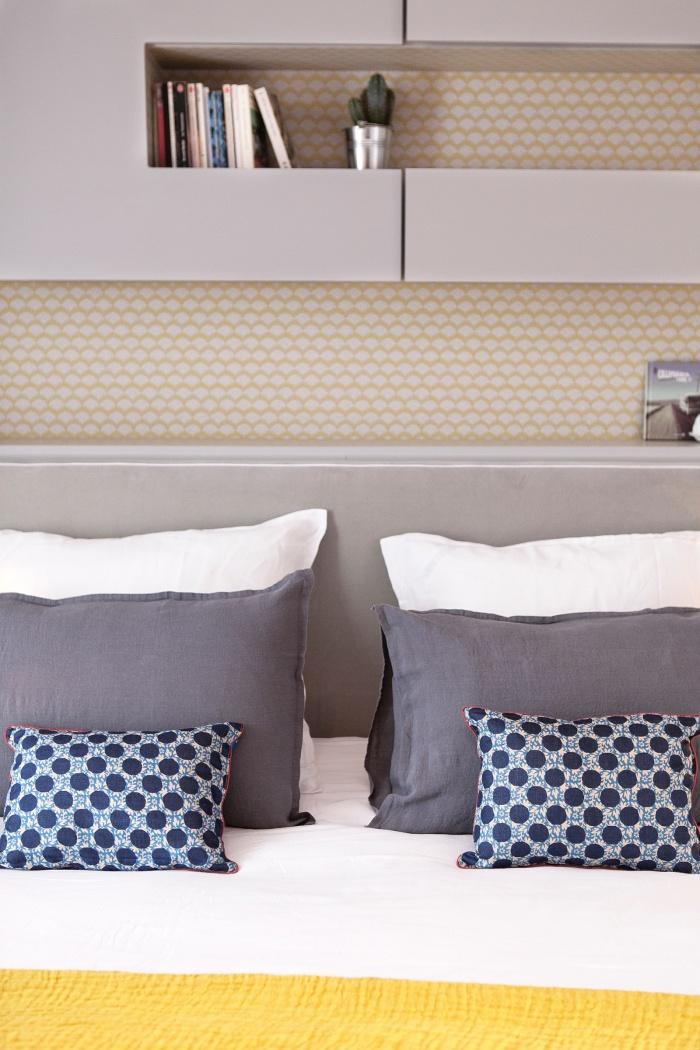Appartement Parisien : chambre