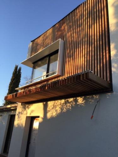 Surélévation d'une maison - Toulouse : IMG_3767