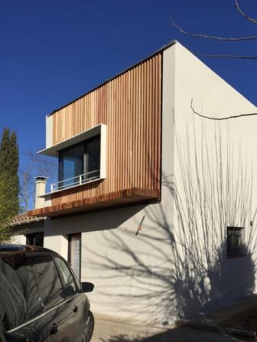 Surélévation d'une maison - Toulouse : IMG_3770