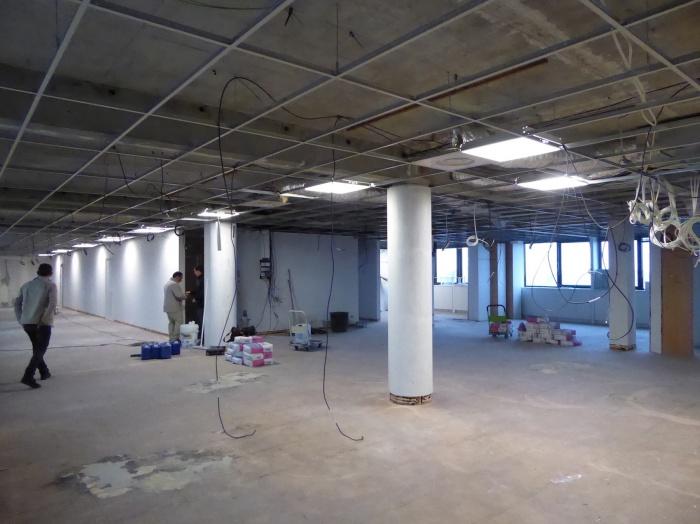 Réaménagement d'un plateau de bureaux seventies à Bordeaux 2017 : P1040056.JPG