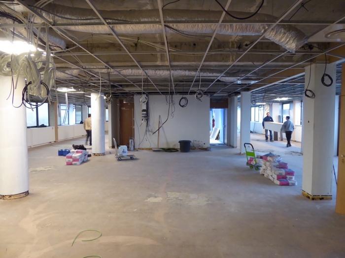 Réaménagement d'un plateau de bureaux seventies à Bordeaux 2017 : P1040057.JPG